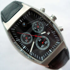 BMW Classic Collection Car Accessory Business Sport Design Chronograph Watch