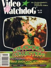 Video Watchdog no.95 Blood Collection Dark Water UFO! Cat People 021318DBE