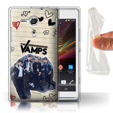 Étuis, housses et coques noir Sony Xperia SP en silicone, caoutchouc, gel pour téléphone mobile et assistant personnel (PDA)