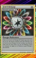 Energie Multicolore-XY8:Impulsion Turbo- 152/162 - Carte Pokemon Neuve Française