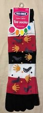 Crazy Toe Socks - Yes Coco - Fun and comfy - Free Shipping - US supplier