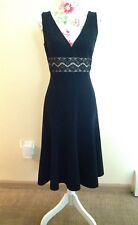 Michael Kors Black Wool Dress Italy Size 4. 1200.00