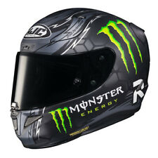 HJC RPHA11 CAL CRUTCHLOW MONSTER MOTO GP REPLICA MOTORCYCLE HELMET NEW !!!
