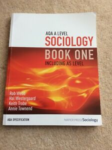 AQA A Level Sociology Book One
