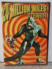 20 Million Miles to Earth (DVD, 2002) RARE SCI FI THRILLER BRAND NEW