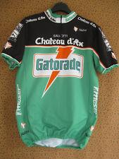 Maillot cycliste Gatorade Château d'Ax 1991 Nalini Vintage Cycling - 6 / XXL