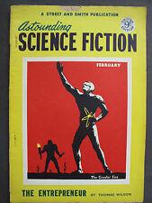 UK Pulp Mag - ASTOUNDING SCIENCE FICTION Feb, 1953