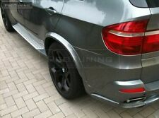 BMW X5 E70 arches wide bodykit arch fender addons side fender spoilers E 70 X 5