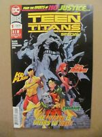 Teen Titans Special #1 DC 2018 One Shot 1st app Crush (Lobo's Daughter) 9.6 NM+