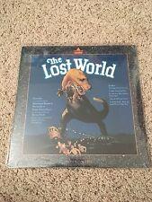 Die verlorene Welt-Dinosaurier Laserdisc-sehr selten-Fabrik versiegelt NEU