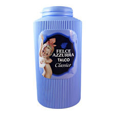 Felce Azzurra Body Powder / Talc Plastic Bottle Shaker 500gr. 17.6oz