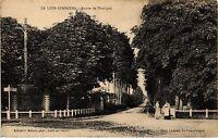 CPA Le Lion-D'Angers - Route de Thorigne (253737)