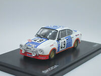 Skoda 130RS 130 RS #49 Rally Monte Carlo 1977 Night Version Blahna 1/43 Abrex