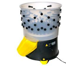 Feather Plucker Machine Goose Duck Food Grade Plastic For Clean Plucking