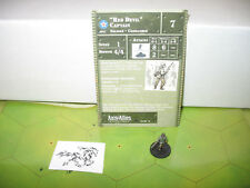 "Axis & Allies 1939-1945 ""Red Devil"" Captain with card 37/60"