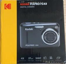 Kodak PIXPRO 16 MP HD Video 4X Optical Zoom AA Battery Digital Camera Black (S1)