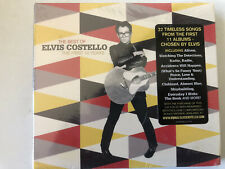 The Best of Elvis Costello: The First 10 Years 22 Tracks NEW Sealed CD Digipak