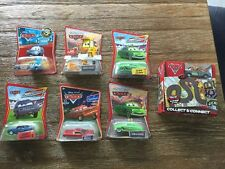 Disney Pixar Cars Lot Of 7