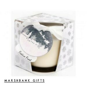 Snowglobe Candle Pot With Box SALE