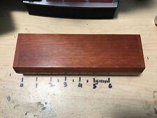 wooden fountain pen box