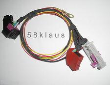 Audi A4 B5 - MFA FIS Adapter Kabel Set Kabelsatz Leitung Kabelbaum Tacho Umbau