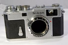 Nikon S3 rangefinder camera body only SN 6313039