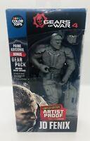 Loot Crate DX Exclusive Gears of War 4 JD Fenix Artist Proof Figure **new**
