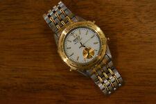 Rare Seiko World Timer 8V22-7000 w/ Bezel that Controls Timezone