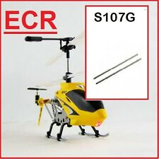 SYMA S107 RC HELICOPTER SPARES TAIL BOOM SUPPORT with fittings