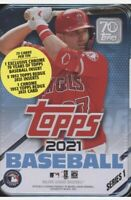 2021 Topps Series 1 MLB Baseball Tin Trading Cards SEALED NEW - Mike Trout 🔥⚾️