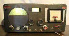 Vintage hallicrafters model S-40A ham shortwave radio reciever good condition