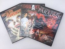 The Fall Before Paradise, Vigilantes, Rapid Eye Movement NEW SEALED DVD Lot of 3
