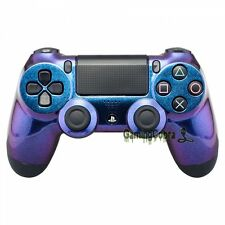 Glossy Chamillionaire Design Front Shell Faceplate for PlayStion PS4 Controller