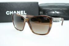 Metal & Plastic Frame CHANEL Sunglasses for Women