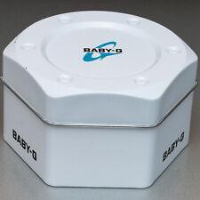 Casio Baby-G Tin Presentation Watch Case Authentic Storage Store Display no watc