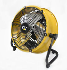 Metal Commercial Industrial Factory Airflow Drum Fan Floor Shop Warehouse Patio