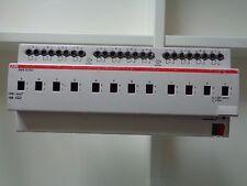 ABB SA/S 12.16.1 KNX EIB SWITCH ACTUATOR,12-FOLD16A/230V MODULE REG