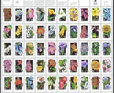 1992 - AMERICAN WILDFLOWERS - #2647-96 Mint -MNH- Sheet of 50 Postage Stamps