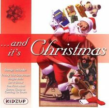 And It's Christmas: Songs for the Holiday Season by Kidzup (CD, Sep-2004, Kidzu…