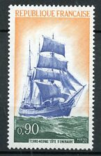 STAMP / TIMBRE FRANCE NEUF LUXE N° 1717 ** BATEAU 3 MATS TERRE NEUVAS
