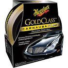 Meguiar's GOLD CLASS CARNAUBA PLUS Premium Paste Car Wax HIGH QUALITY Brand New