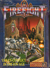 Firefight - Urban Conflict in the Ion Age - Science Fiction Miniature Wargame