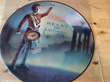 Marillion - Heart Of Lothian Picture Disc Vinyl Record (1985)