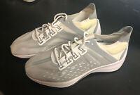 Nike EXP-X14 Sneaker EUR 35,5 UK3 US3,5Y weiß grau beige Jungen Mädchen Kinder