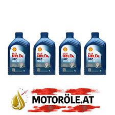 4x1 Liter Shell Helix HX7 10W-40 Motoröl, ACEA A3/B4 - VW 502 00/ 505 00