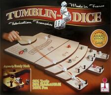 Tumblin Dice A Game By Randy Nash Ferti Made In France New In Box Educational