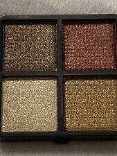 Ulta Beauty Eye Shadow Quad Shimmer Bronze, shimmer copper, shimmer vanilla gold