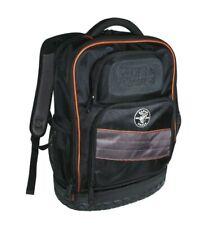 Klein Tools Tradesman Pro Organizer Technichian's Jobsite Backpack w/ 25 pockets