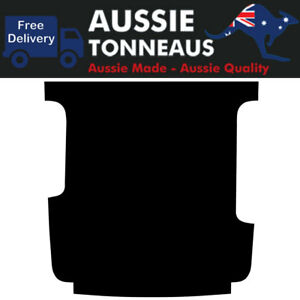 Rubber Ute Tub Mat for Holden Crewman VY VZ  (2003 to 2007)