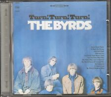 The BYRDS Turn Turn Turn CD 18 track incl 7 BONUS